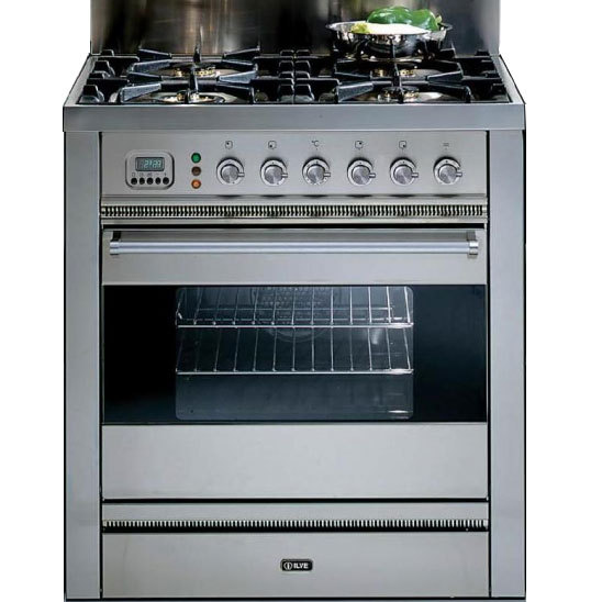 Ilve Hi-Tech P-60-MP - Range Cooker