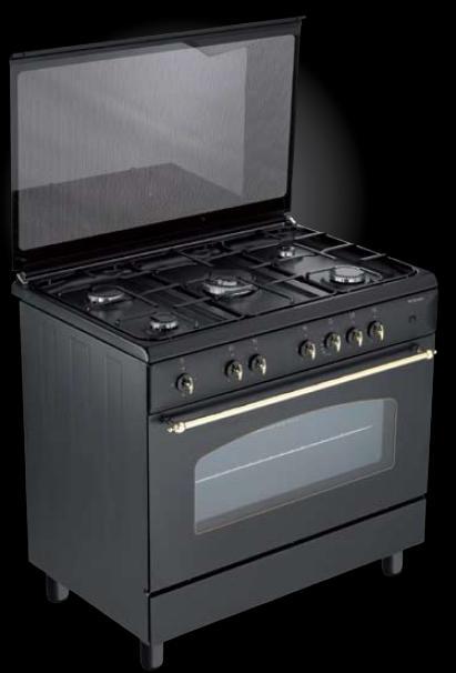 Bompani BO 697 YB/N - Range Cooker