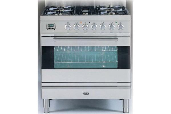Ilve Hi-Tech PF-80-MP - Range Cooker