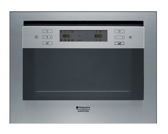 Hotpoint-Ariston F48L 1012 G.1 IX/HA - Oven