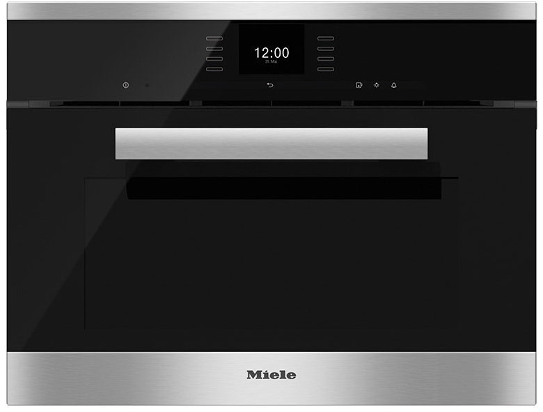 miele dgc 6600 xl cleansteel oven. Black Bedroom Furniture Sets. Home Design Ideas