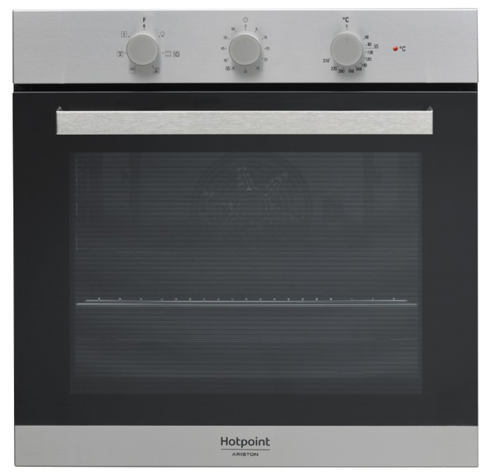 hotpoint ariston fa3 530 h ix ha oven. Black Bedroom Furniture Sets. Home Design Ideas