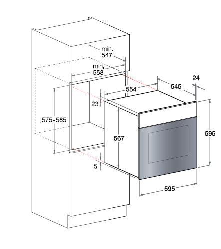 Hotpoint Ariston Fh 103 Ix Ha S Oven