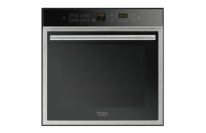 hotpoint ariston fk x ha s oven. Black Bedroom Furniture Sets. Home Design Ideas