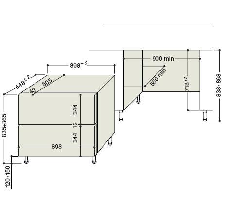 hotpoint bdr 190 aai ha schubladenk hlschrank a tommie r parrish. Black Bedroom Furniture Sets. Home Design Ideas
