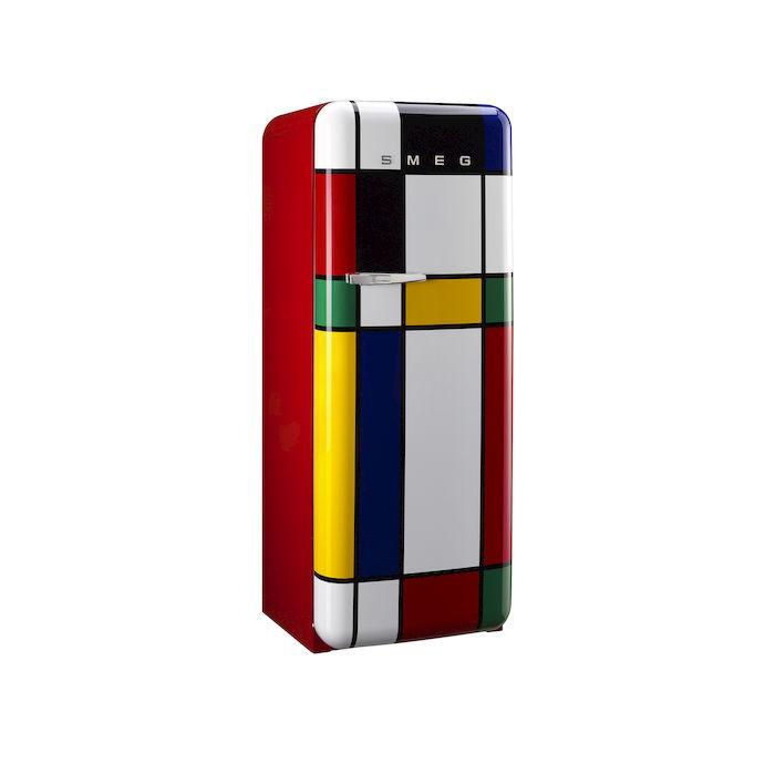 Smeg Fab28rdmc Refrigerators Freestanding