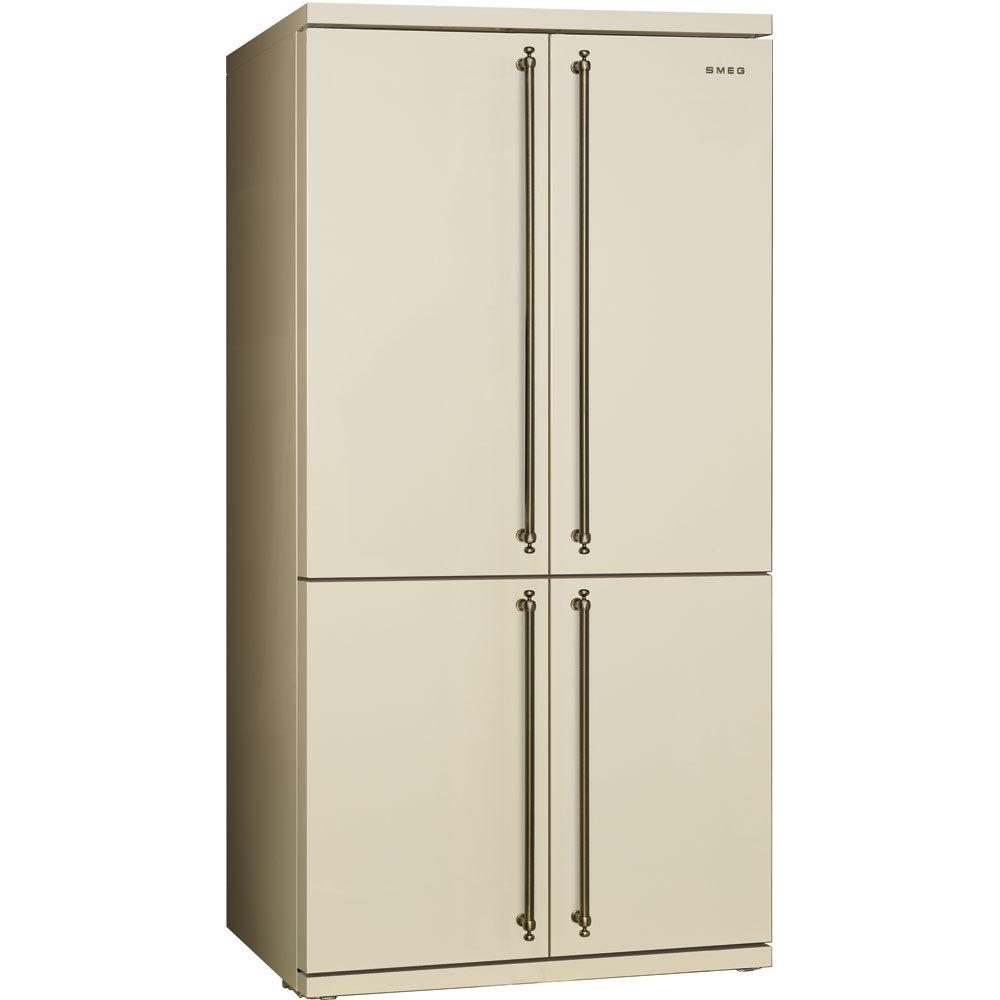 smeg fq60cpo side by side refrigerator. Black Bedroom Furniture Sets. Home Design Ideas