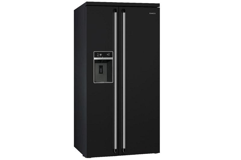 Smeg SBS963N - Side-by-Side Refrigerator