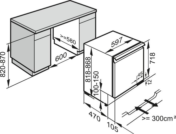 miele kwt 4154 ug 1 wine cabinets built in. Black Bedroom Furniture Sets. Home Design Ideas