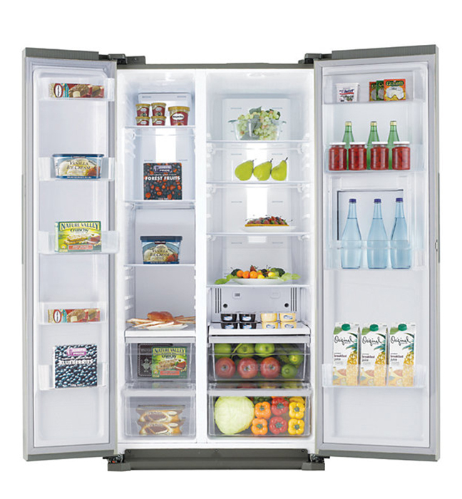 Samsung RS7528THCSP - Side-by-Side Refrigerator