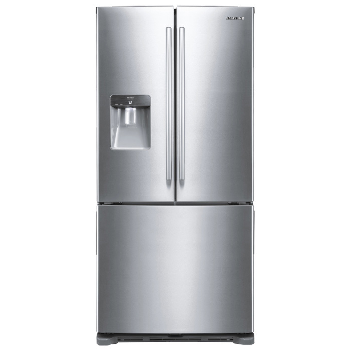 samsung rf67vbpn side by side refrigerator. Black Bedroom Furniture Sets. Home Design Ideas