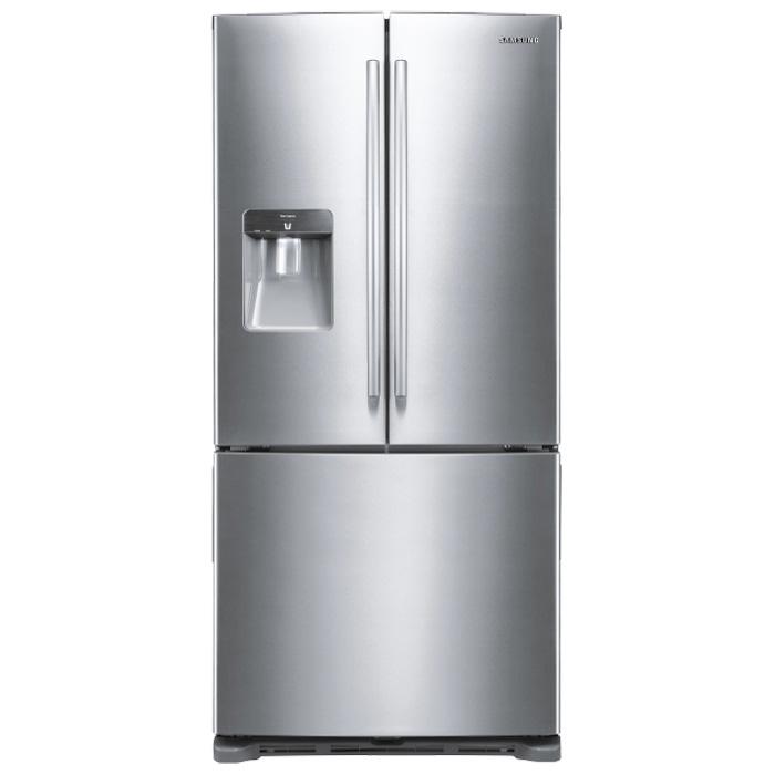 samsung rf67vbpn side by side refrigerator. Black Bedroom Furniture Sets. Home Design Ideas