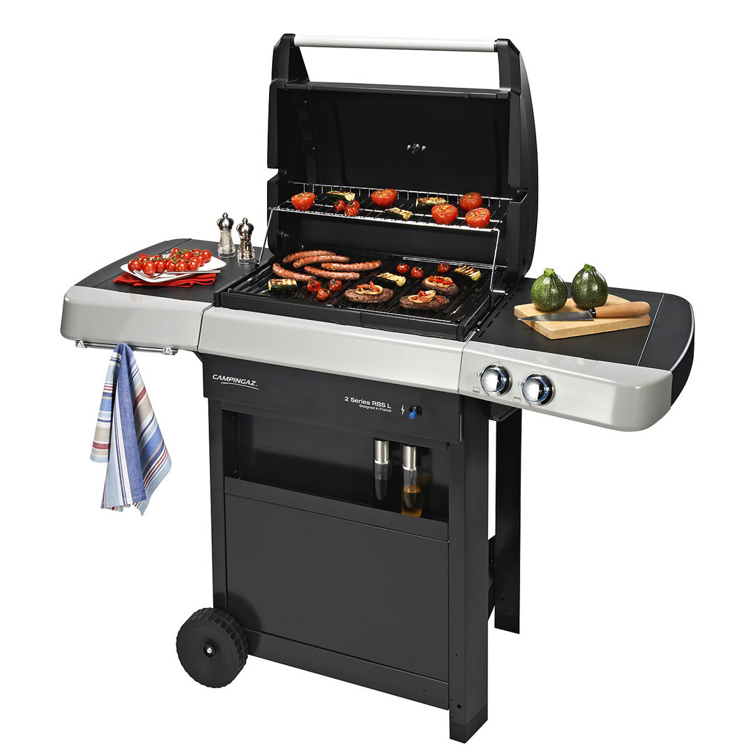 campingaz 2 series rbs l gas grill. Black Bedroom Furniture Sets. Home Design Ideas