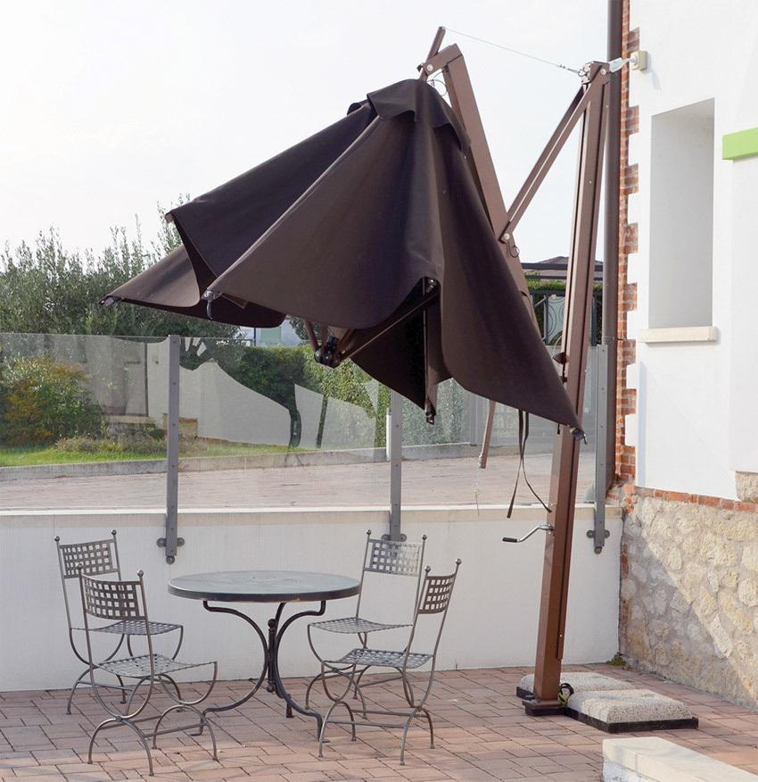 il parco pratique classic patio umbrella. Black Bedroom Furniture Sets. Home Design Ideas
