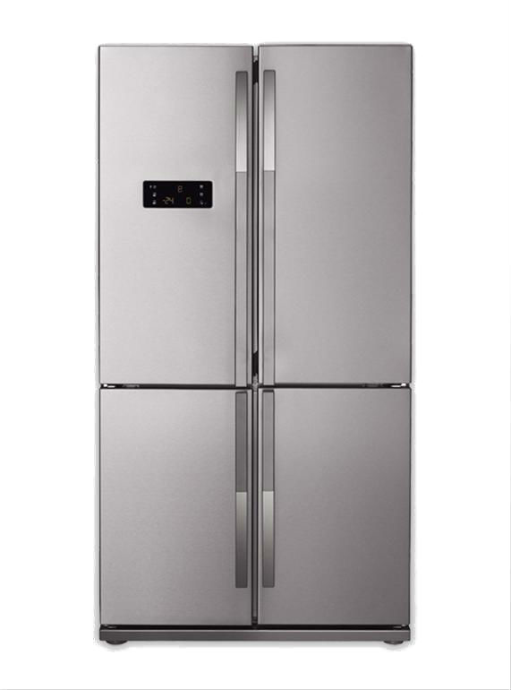 Beko GNE114612X - Side-by-Side Refrigerator