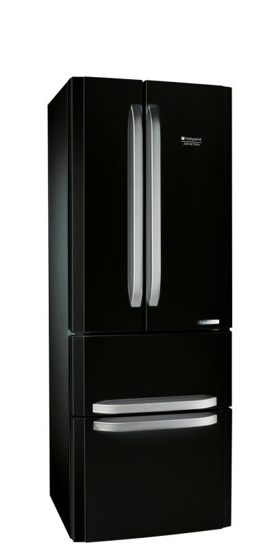 hotpoint ariston e4d aa b c side by side refrigerator. Black Bedroom Furniture Sets. Home Design Ideas
