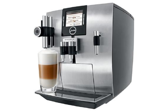 jura impressa j9 4 one touch tft 13649 coffee maker. Black Bedroom Furniture Sets. Home Design Ideas