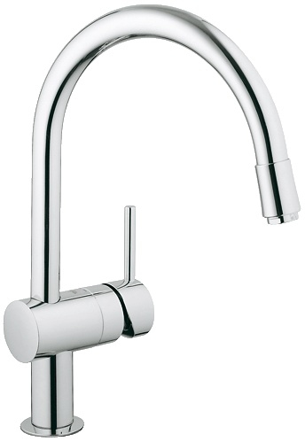 grohe minta 32918000 gr 32918000 kitchen faucet buy grohe 31392dc0 minta touch kitchen faucet wmicrotherm