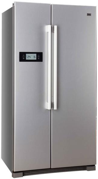 haier hrf 628df6 side by side refrigerator. Black Bedroom Furniture Sets. Home Design Ideas