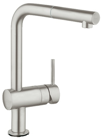 grohe minta touch 31360dc0 kitchen faucet. Black Bedroom Furniture Sets. Home Design Ideas