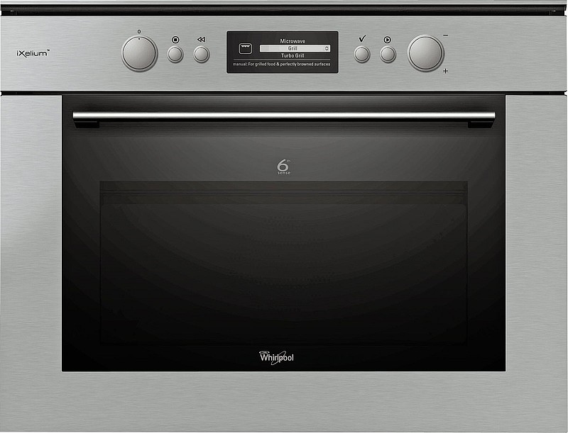 Whirlpool Amw 832 Ixl Microwave Built In