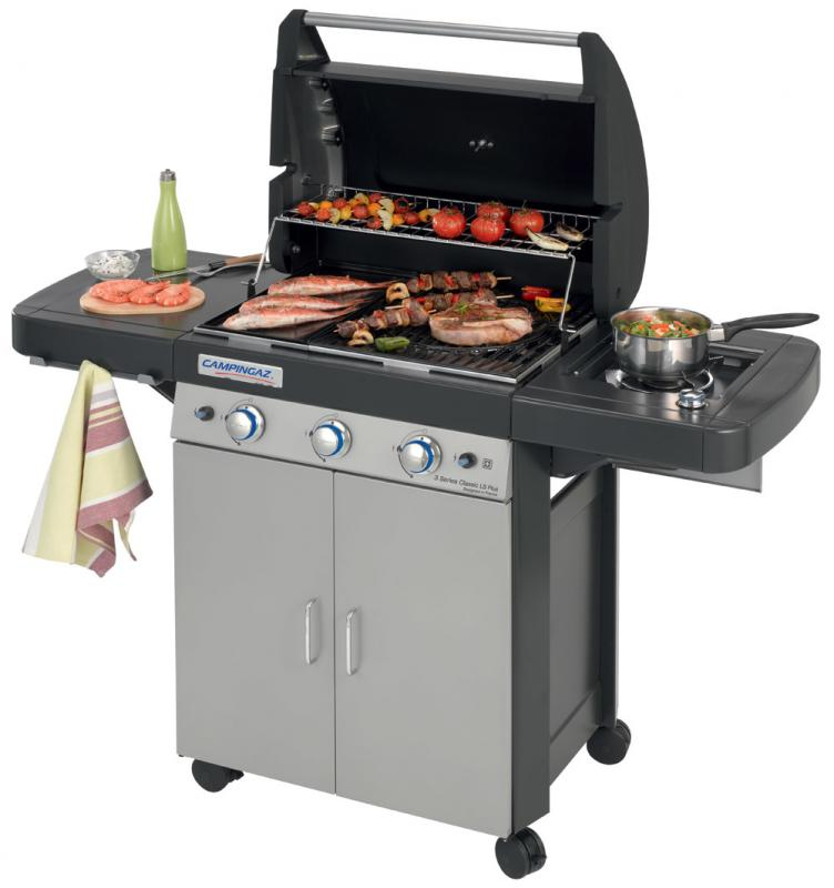 campingaz 3 series classic ls plus 2000015639 gas grill. Black Bedroom Furniture Sets. Home Design Ideas