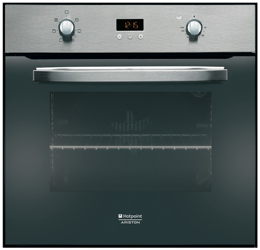 hotpoint ariston ehs 53 i x ha oven. Black Bedroom Furniture Sets. Home Design Ideas