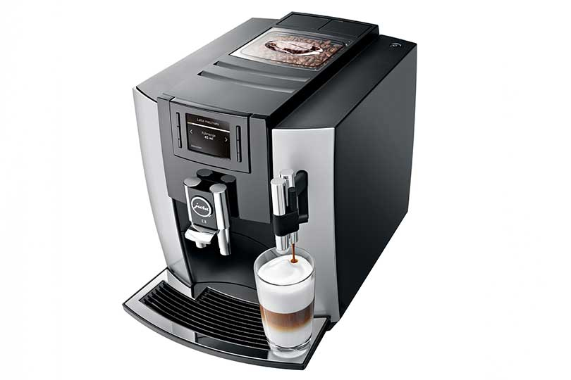 jura e8 platinum coffee maker. Black Bedroom Furniture Sets. Home Design Ideas