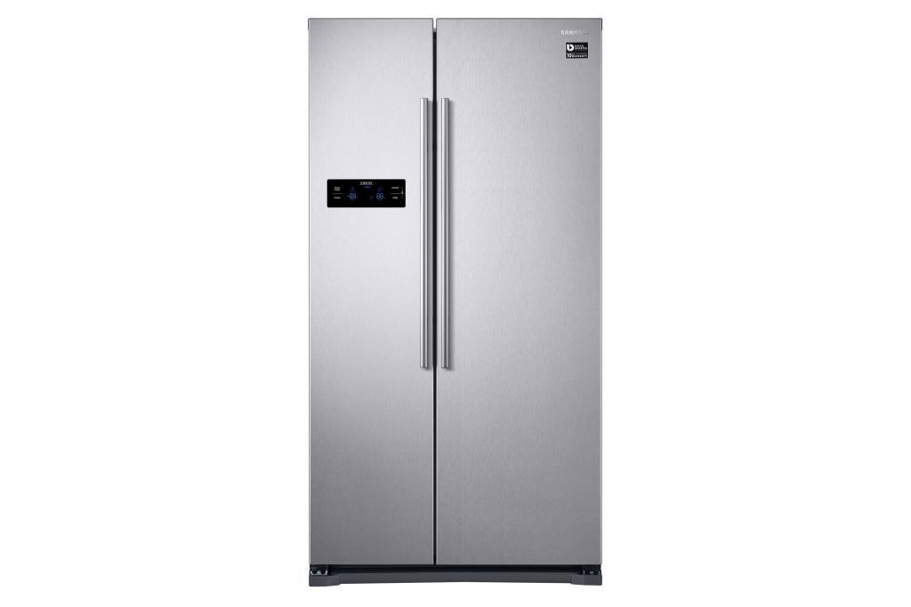 samsung rs57k4000sa side by side refrigerator. Black Bedroom Furniture Sets. Home Design Ideas