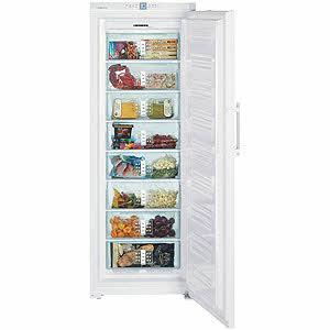 liebherr gnp 4166 premium nofrost freezers freestanding. Black Bedroom Furniture Sets. Home Design Ideas
