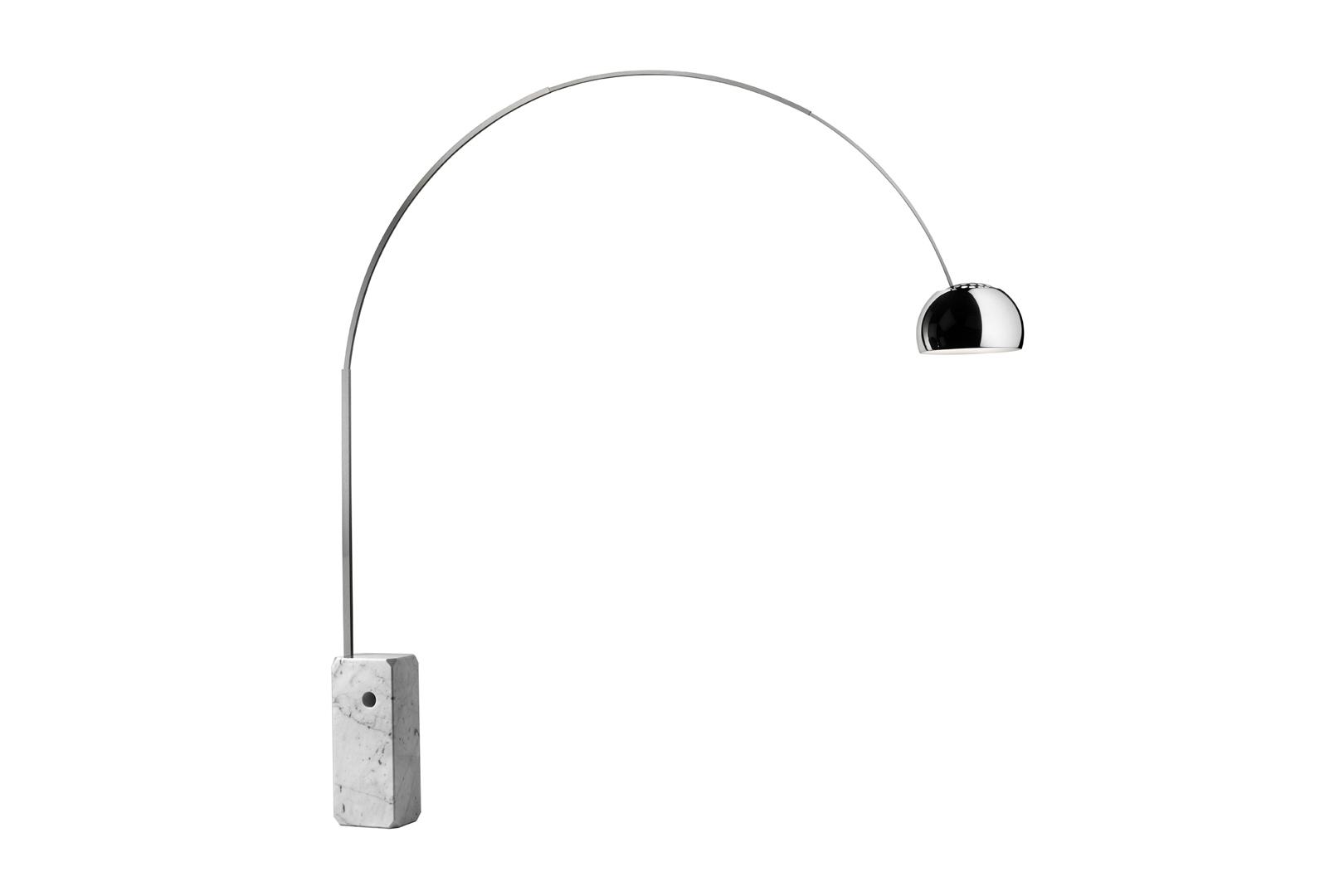 Flos Arco  F0300000  Floor Lamp