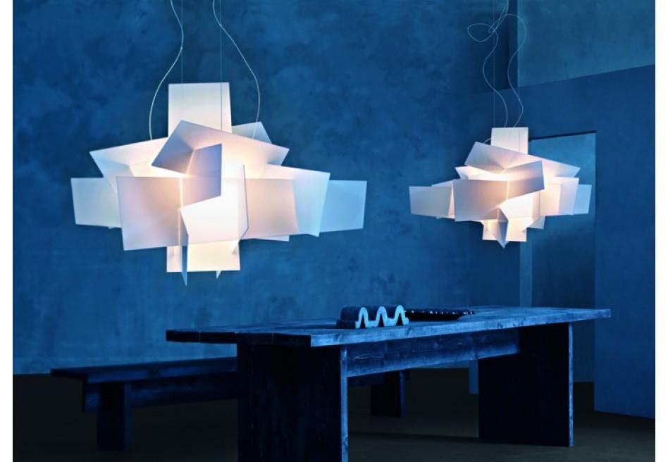 foscarini big bang suspension led dimmer 151007ld. Black Bedroom Furniture Sets. Home Design Ideas