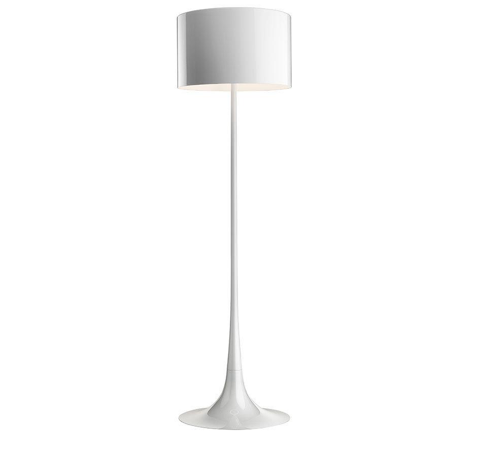 Flos spun light f floor lamp for On off illuminazione milano