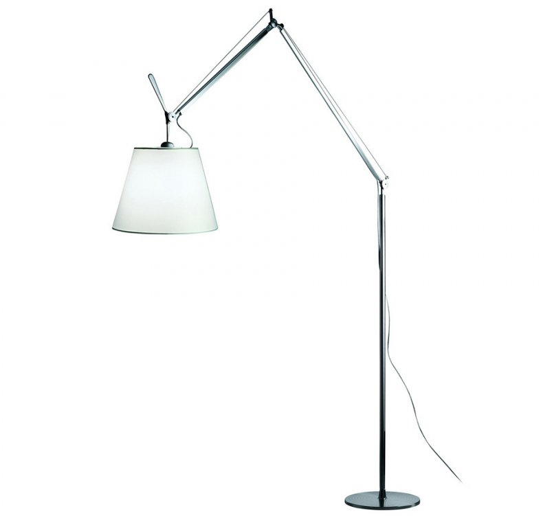 artemide tolomeo mega floor on off 42 floor lamp. Black Bedroom Furniture Sets. Home Design Ideas