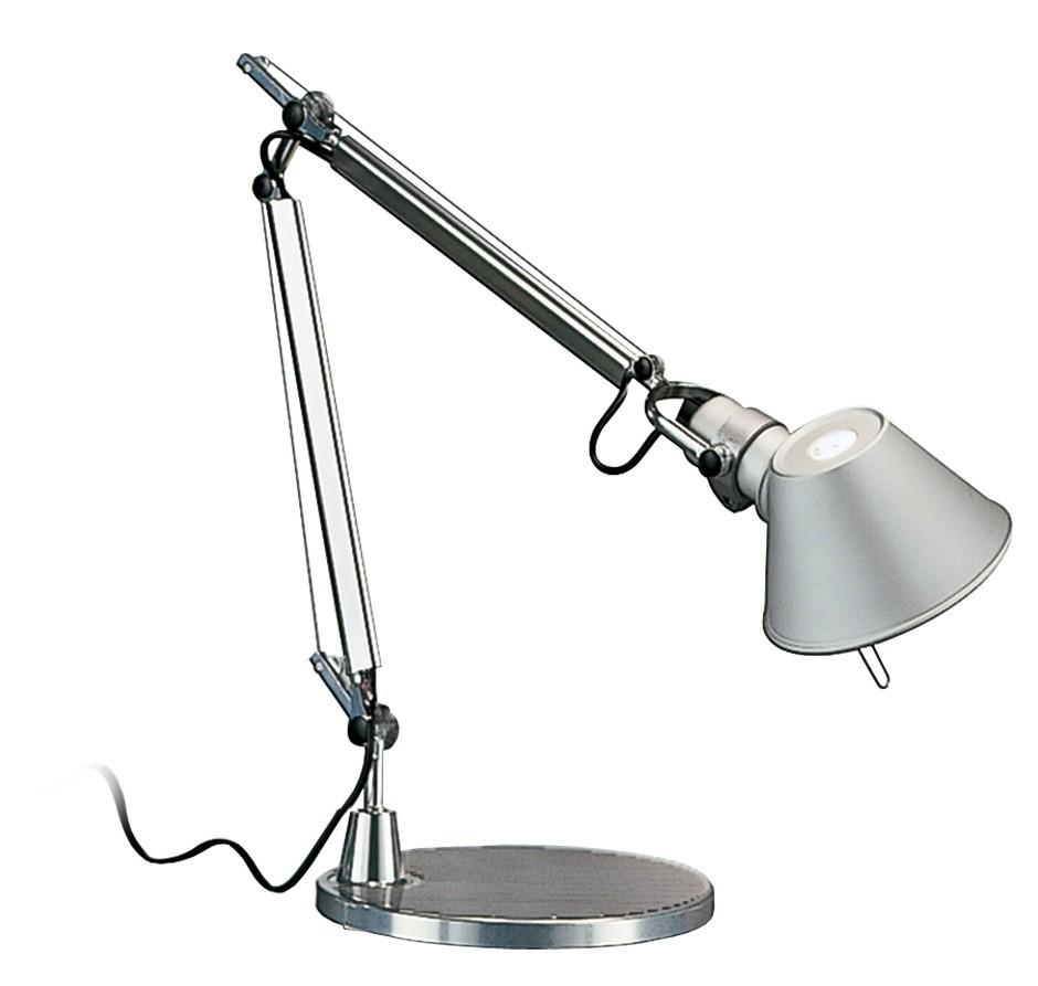 artemide tolomeo micro table led table lamp. Black Bedroom Furniture Sets. Home Design Ideas