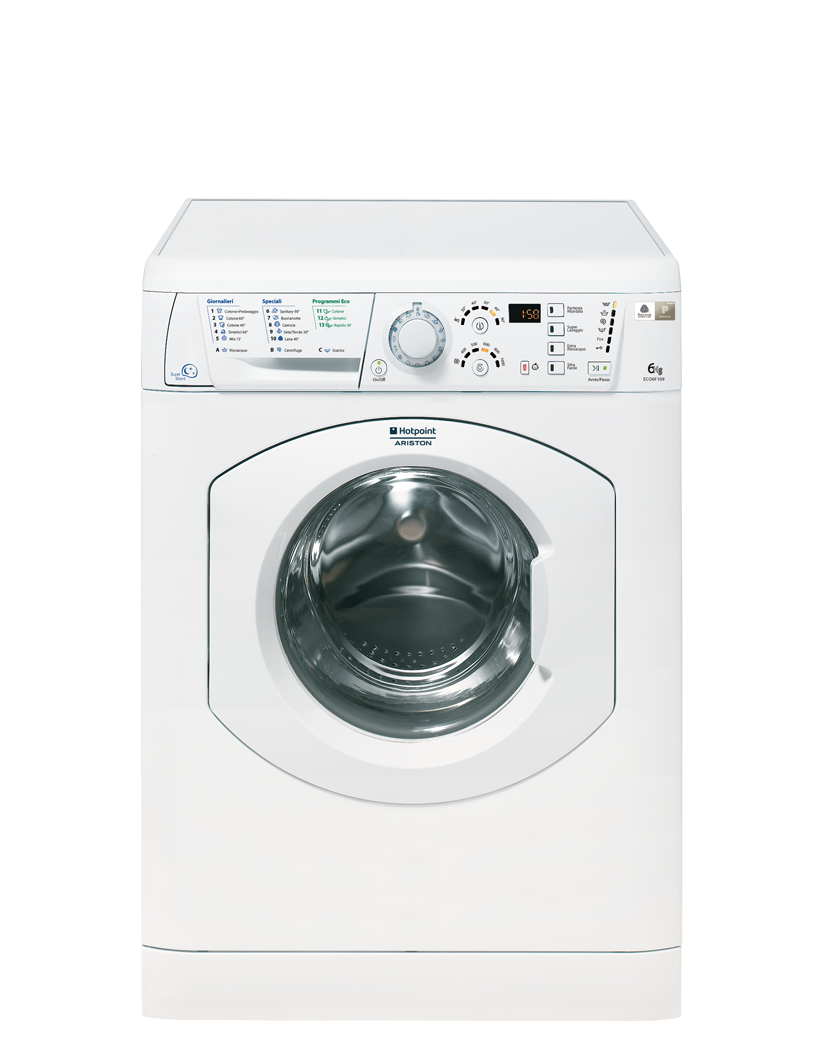 hotpoint ariston eco6f 109 it eco6f109itr washing machines freestanding