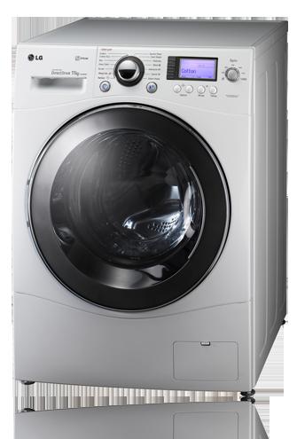 how to clean lg direct drive washing machine