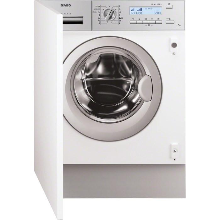 AEG L82470BI - Washing Machines - Built-In