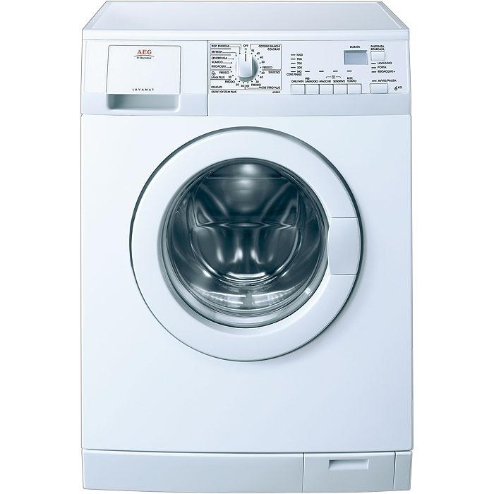 aeg lavamat 60843 washing machines freestanding. Black Bedroom Furniture Sets. Home Design Ideas