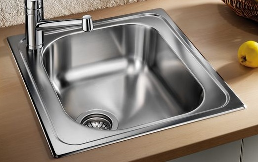 Blanco Tipo Sink : Blanco TIPO 45 - 1619425 - Stainless Steel Sink