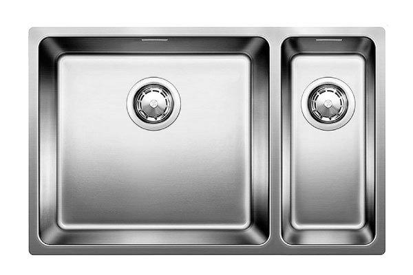 BLANCO ANDANO 500/180-U - SX - Stainless Steel Sink