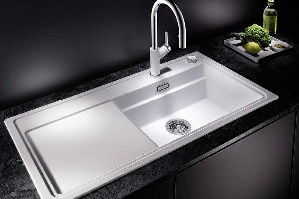 blanco zenar xl 6 s steamerplus synthetic sink. Black Bedroom Furniture Sets. Home Design Ideas