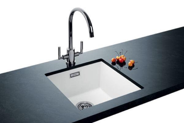 blanco subline 400 u synthetic sink. Black Bedroom Furniture Sets. Home Design Ideas