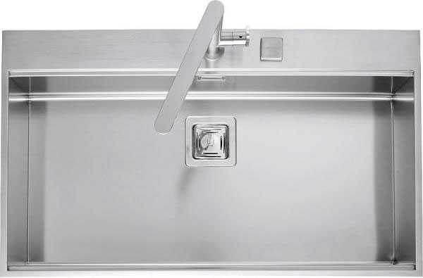 Barazza B Free 1lbf91 Stainless Steel Sink