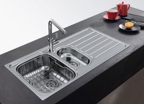 Franke Spark Sink : Franke Spark SKX 651 - 8896652 - Stainless Steel Sink