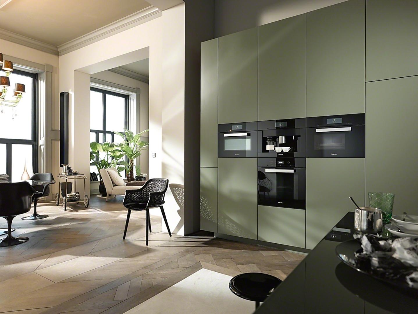 miele cva 6805 black obsidian cva 6805 obsw coffee machines built in. Black Bedroom Furniture Sets. Home Design Ideas