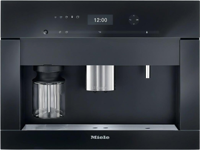miele cva 6401 obsw coffee machines built in. Black Bedroom Furniture Sets. Home Design Ideas