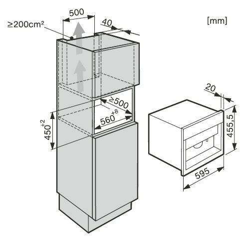 Miele CVA 6401 OBSW - Coffee Machines - Built-In