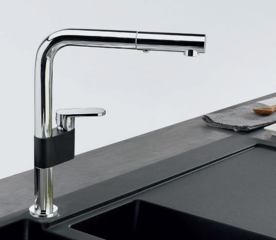 Franke Faucets Warranty : Franke Grammy Doccia - 0738230 - Kitchen Faucet