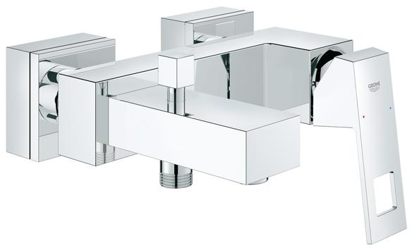 Grohe eurocube bath shower mixer trim 23140 000 faucet for Grohe eurocube bathroom faucet